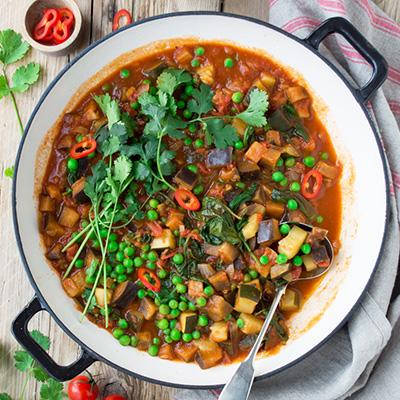 Easy vegan curry @fit.foodie.nutter
