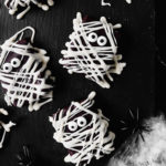 MUMMY CHOCOLATE BARS – SPOOKY HALLOWEEN TREAT!